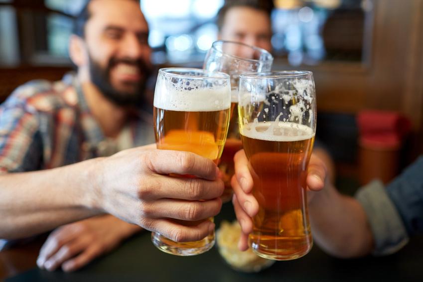 SMS Sprüche über Alkohol