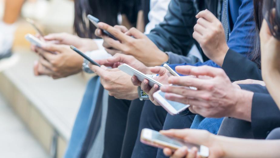 kuriose nachrichten per sms auf dem smartphone