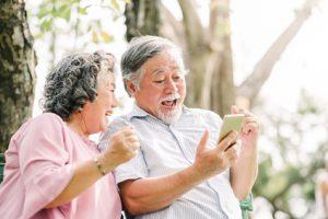 Seniorenhandys